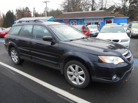2008 Subaru Outback for sale at Lino's Autos Inc in Vancouver WA