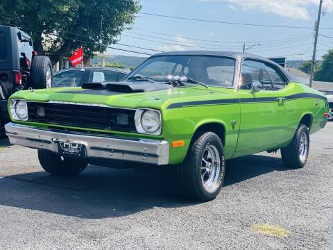 1973 Plymouth Duster for sale at HD Auto Sales Corp. in Reading PA