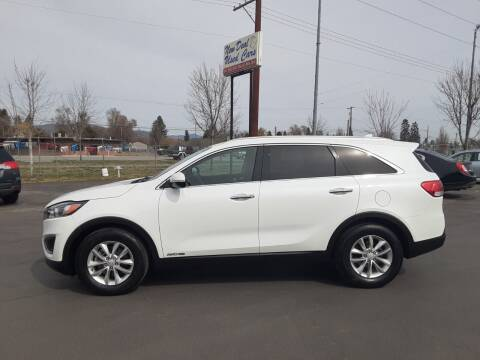 2016 Kia Sorento for sale at New Deal Used Cars in Spokane Valley WA
