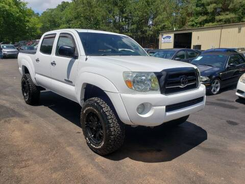 2007 Toyota Tacoma for sale at GA Auto IMPORTS  LLC in Buford GA