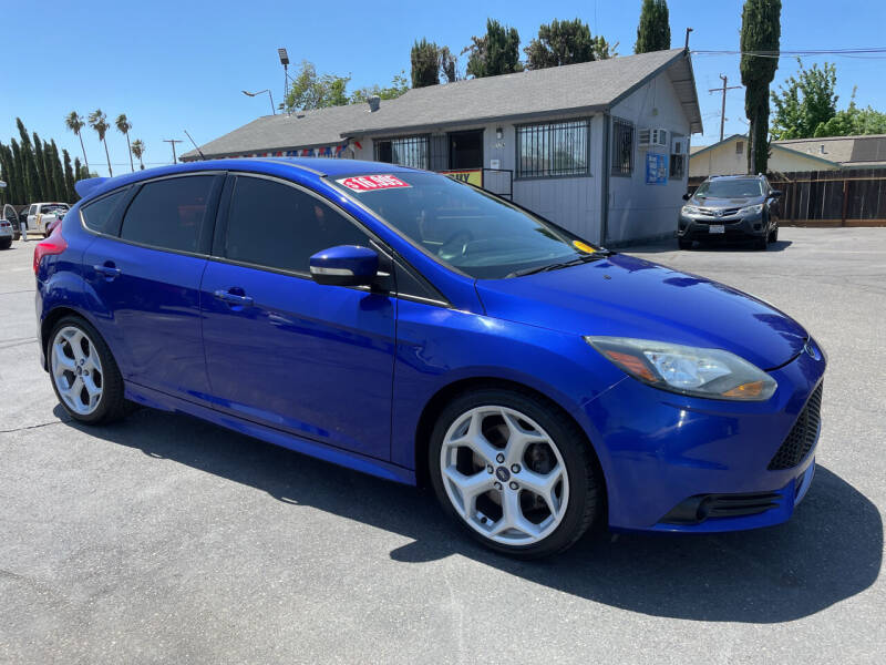 2013 Ford Focus for sale at Blue Diamond Auto Sales in Ceres CA