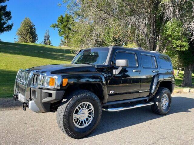 2008 HUMMER H3 for sale in Pacoima, CA