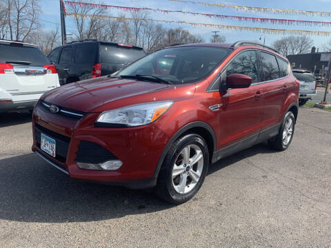 2014 Ford Escape for sale at Tonka Auto & Truck in Mound MN