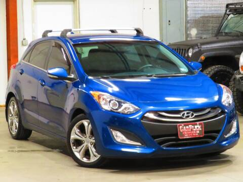 2015 Hyundai Elantra GT for sale at CarPlex in Manassas VA