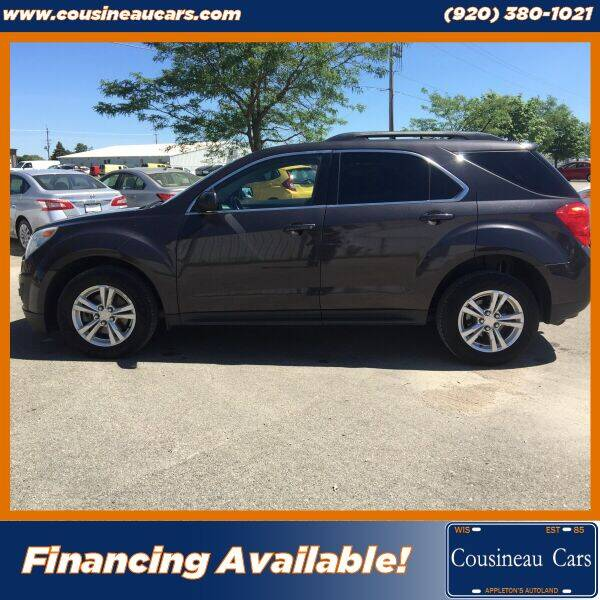 2014 Chevrolet Equinox for sale at CousineauCars.com in Appleton WI