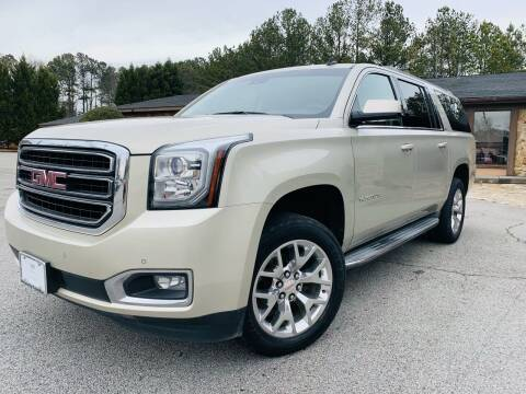 2015 GMC Yukon XL for sale at Classic Luxury Motors in Buford GA