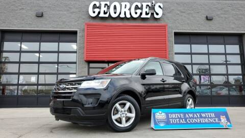 2018 Ford Explorer for sale at George's Used Cars - Pennsylvania & Allen in Brownstown MI