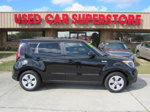 2015 Kia Soul for sale at Checkered Flag Auto Sales NORTH in Lakeland FL