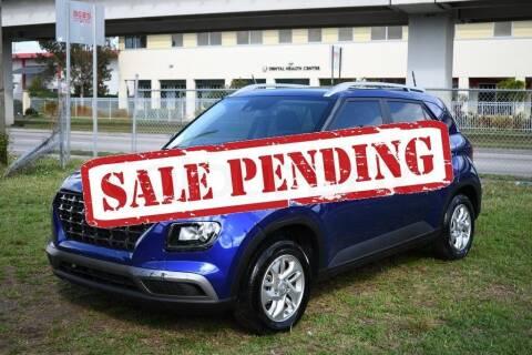 2020 Hyundai Venue for sale at STS Automotive - Miami, FL in Miami FL