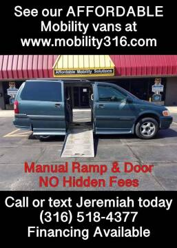 2004 Chevrolet Venture for sale at Affordable Mobility Solutions, LLC - Mobility/Wheelchair Accessible Inventory-Wichita in Wichita KS