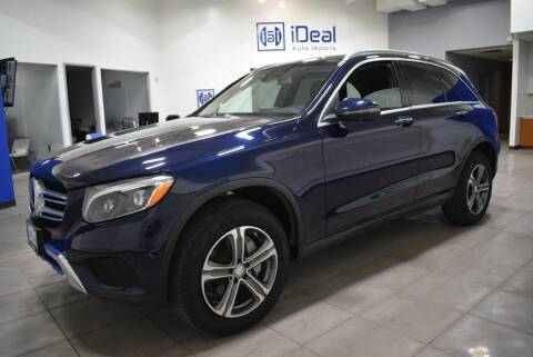 2016 Mercedes-Benz GLC for sale at iDeal Auto Imports in Eden Prairie MN