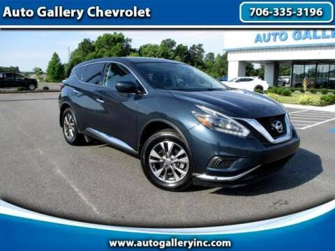 2018 Nissan Murano for sale at Auto Gallery Chevrolet in Commerce GA