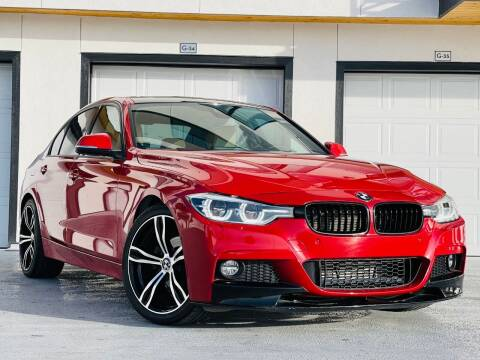 2016 BMW 3 Series for sale at Avanesyan Motors in Orem UT