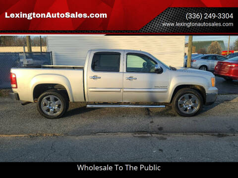 2011 GMC Sierra 1500 for sale at LexingtonAutoSales.com in Lexington NC