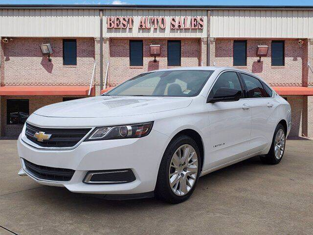 2016 Chevrolet Impala for sale at Best Auto Sales LLC in Auburn AL