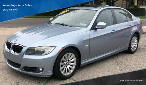 2009 BMW 3 Series for sale at Advantage Auto Sales in Wheeling WV