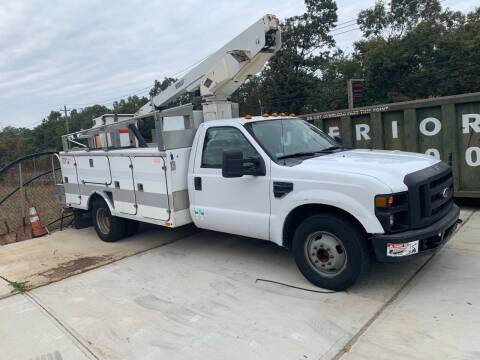 2008 Ford F-350 Super Duty for sale at Long Island Exotics in Holbrook NY