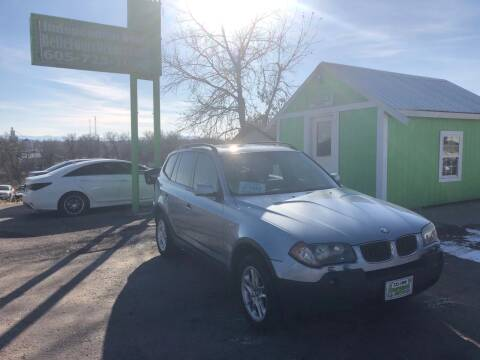 2004 BMW X3 for sale at Independent Auto in Belle Fourche SD