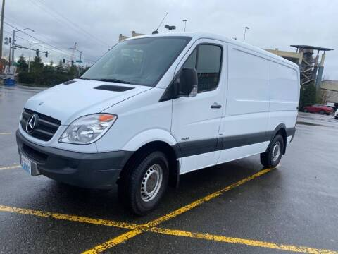 2013 Mercedes-Benz Sprinter Cargo for sale at Washington Auto Loan House in Seattle WA