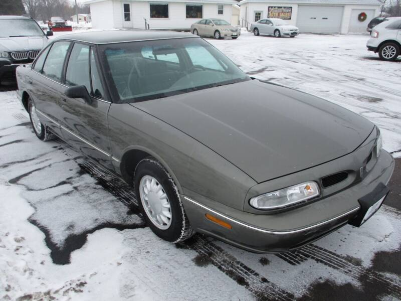1996 Oldsmobile Eighty-Eight for sale at KAISER AUTO SALES in Spencer WI