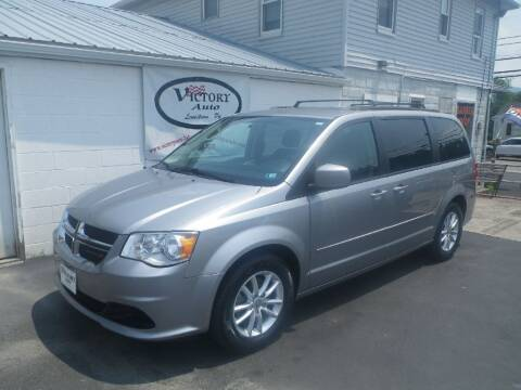 2016 Dodge Grand Caravan for sale at VICTORY AUTO in Lewistown PA