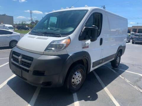 2017 RAM ProMaster Cargo for sale at Dixie Imports in Fairfield OH