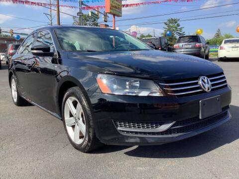 2014 Volkswagen Passat for sale at Active Auto Sales in Hatboro PA