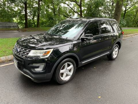 2017 Ford Explorer for sale at Crazy Cars Auto Sale in Jersey City NJ