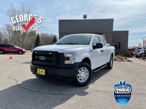 2015 Ford F-150 for sale at George's Used Cars - Telegraph in Brownstown MI