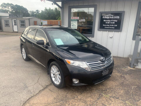 2011 Toyota Venza for sale at Rutledge Auto Group in Palestine TX