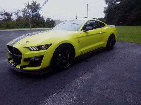 2021 Ford Mustang for sale at TIMBERLAND FORD in Perry FL