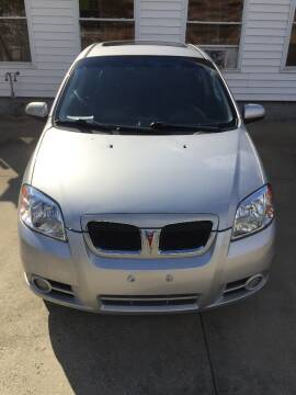 2007 Pontiac Wave for sale at New Rides in Portsmouth OH