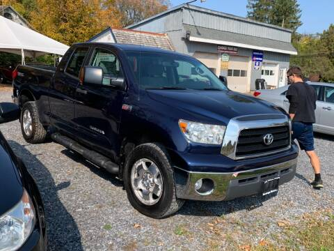 2007 Toyota Tundra for sale at Saratoga Motors in Gansevoort NY