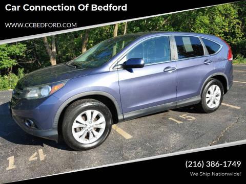 2013 Honda CR-V for sale at Car Connection of Bedford in Bedford OH