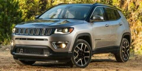 2018 Jeep Compass for sale at Kiefer Nissan Budget Lot in Albany OR