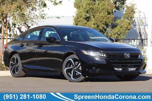 2021 Honda Accord for sale in Loma Linda, CA