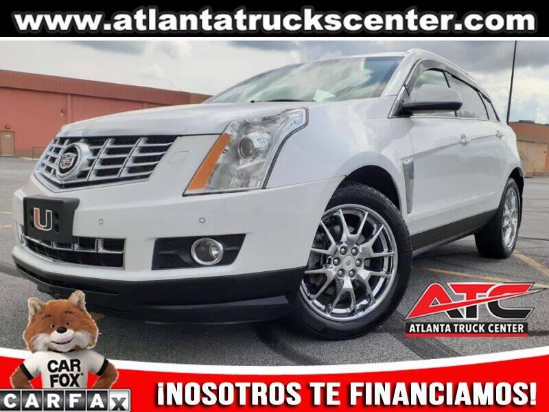 2013 Cadillac SRX for sale at ATLANTA TRUCK CENTER LLC in Brookhaven GA