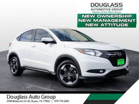 2018 Honda HR-V for sale at Douglass Automotive Group in Central Texas TX