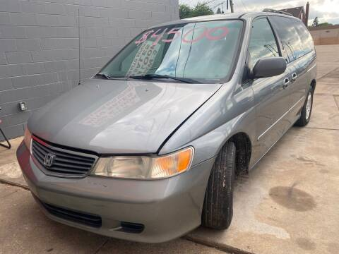 2001 Honda Odyssey for sale at Matthew's Stop & Look Auto Sales in Detroit MI