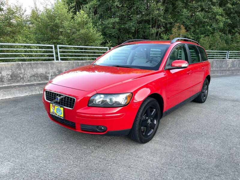 2007 Volvo V50 for sale at Zipstar Auto Sales in Lynnwood WA