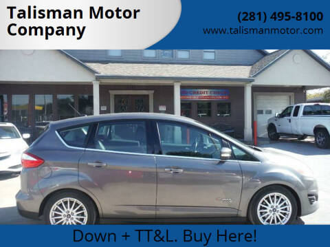 2013 Ford C-MAX Energi for sale at Don Jacobson Automobiles in Houston TX
