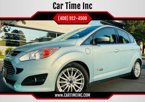 2013 Ford C-MAX Energi for sale at Car Time Inc in San Jose CA