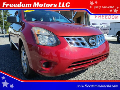 2014 Nissan Rogue Select for sale at Freedom Motors LLC in Knoxville TN