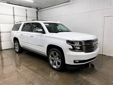 2018 Chevrolet Suburban for sale at PARKWAY AUTO in Hudsonville MI