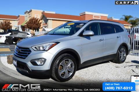 2016 Hyundai Santa Fe for sale at Cali Motor Group in Gilroy CA