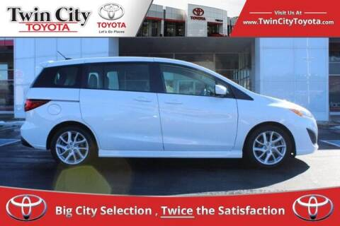 2012 Mazda MAZDA5 for sale at Twin City Toyota in Herculaneum MO
