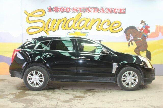 2015 Cadillac SRX for sale at Sundance Chevrolet in Grand Ledge MI