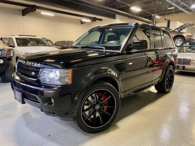 2010 Land Rover Range Rover Sport for sale at Motorgroup LLC in Scottsdale AZ