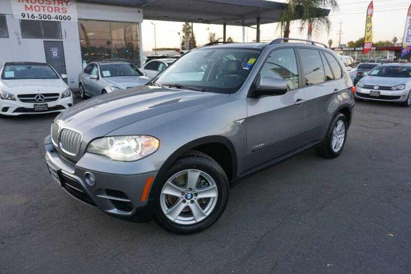 2012 BMW X5 for sale at Industry Motors in Sacramento CA