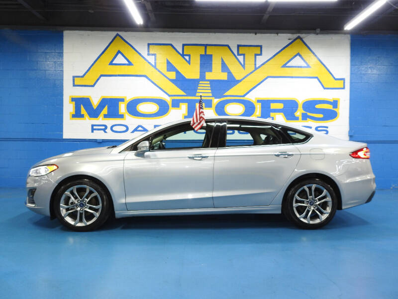 2020 Ford Fusion for sale at ANNA MOTORS, INC. in Detroit MI